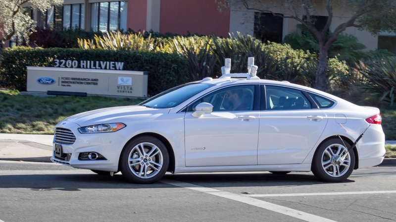 Ford Begins Testing Autonomous Vehicles On California Roads