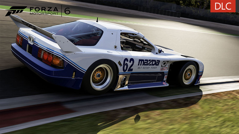 Forza Motorsport 6 Gets New Mobil 1 Car Pack
