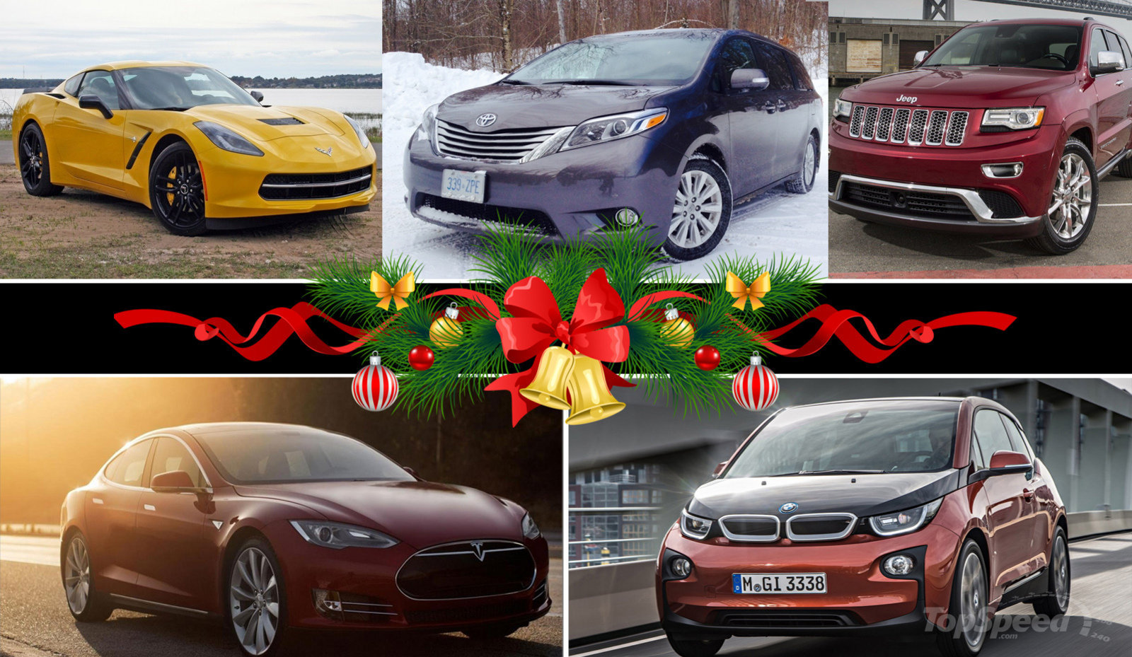 Ideal Cars To Use This Christmas News - Top Speed