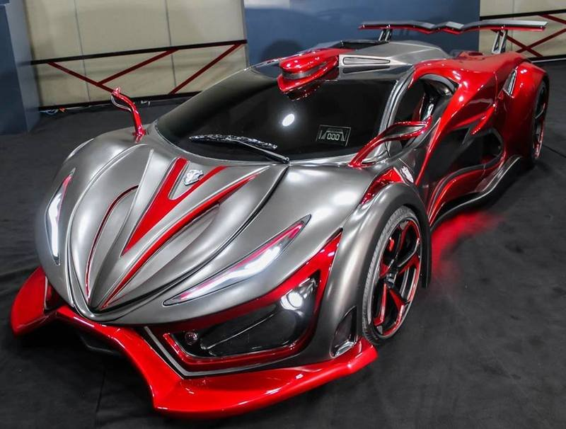 2016 Inferno Exotic Car - image 658832