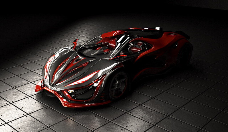 2016 Inferno Exotic Car - image 658825