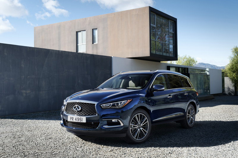 2016 Infiniti QX60 High Resolution Exterior Wallpaper quality - image 659870