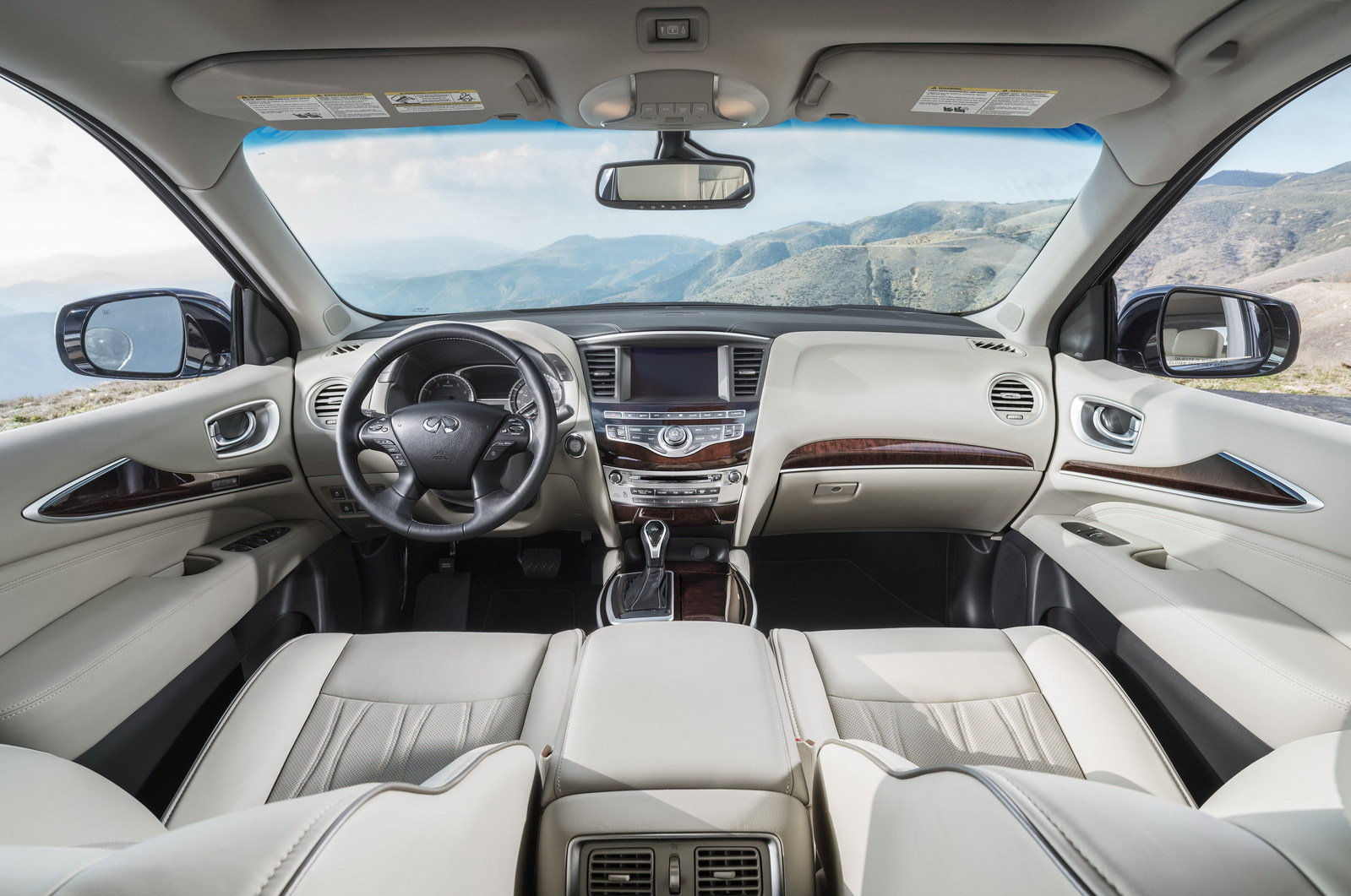 2016 Infiniti QX60 - Picture 659874 | car review @ Top Speed