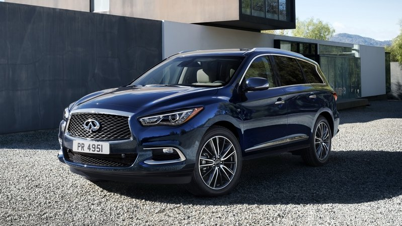 Infiniti QX60: Latest News, Reviews, Specifications ...