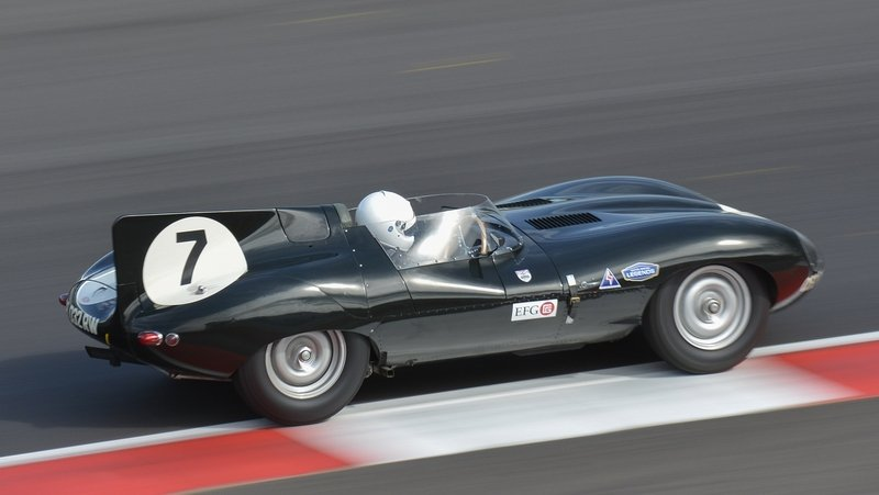 Jaguar Land Rover Could Buy Silverstone Race Track