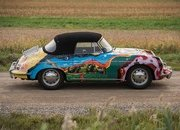 Janis Joplin-Owned 1964 Porsche 356C Cabriolet Fetches $1.76 Million At Sotheby's Auction - image 659496