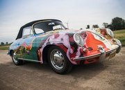 Janis Joplin-Owned 1964 Porsche 356C Cabriolet Fetches $1.76 Million At Sotheby's Auction - image 659497
