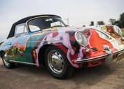Janis Joplin-Owned 1964 Porsche 356C Cabriolet Fetches $1.76 Million At Sotheby's Auction - image 659498