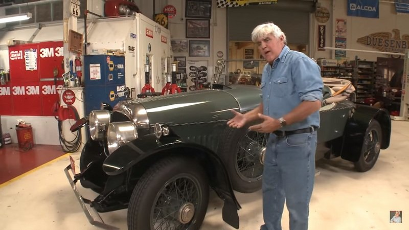 Jay Leno Reveals Its Plans For 2016: Video