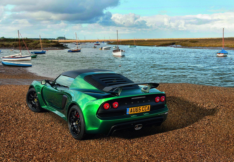2016 Lotus Exige Sport 350 High Resolution Exterior - image 659167