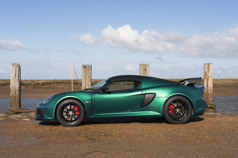 2016 Lotus Exige Sport 350 High Resolution Exterior - image 659170