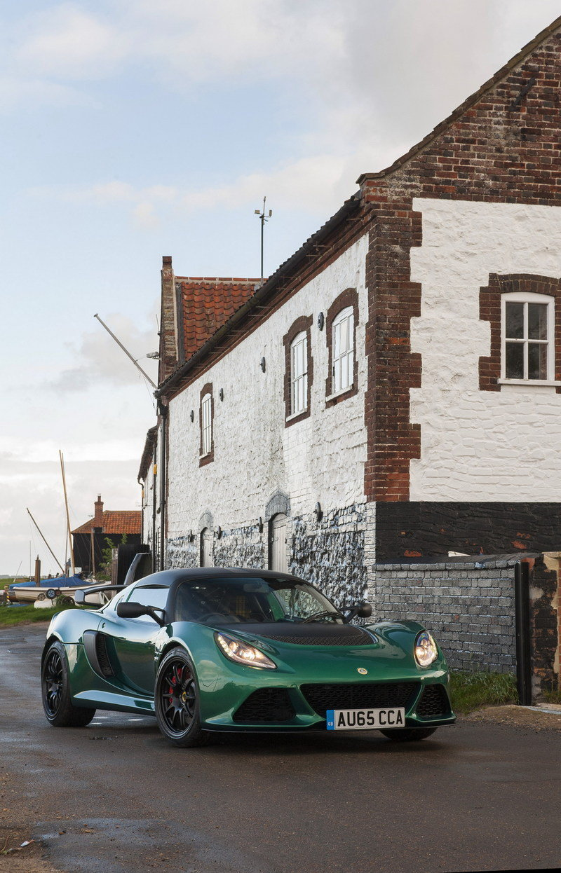 2016 Lotus Exige Sport 350 High Resolution Exterior - image 659171