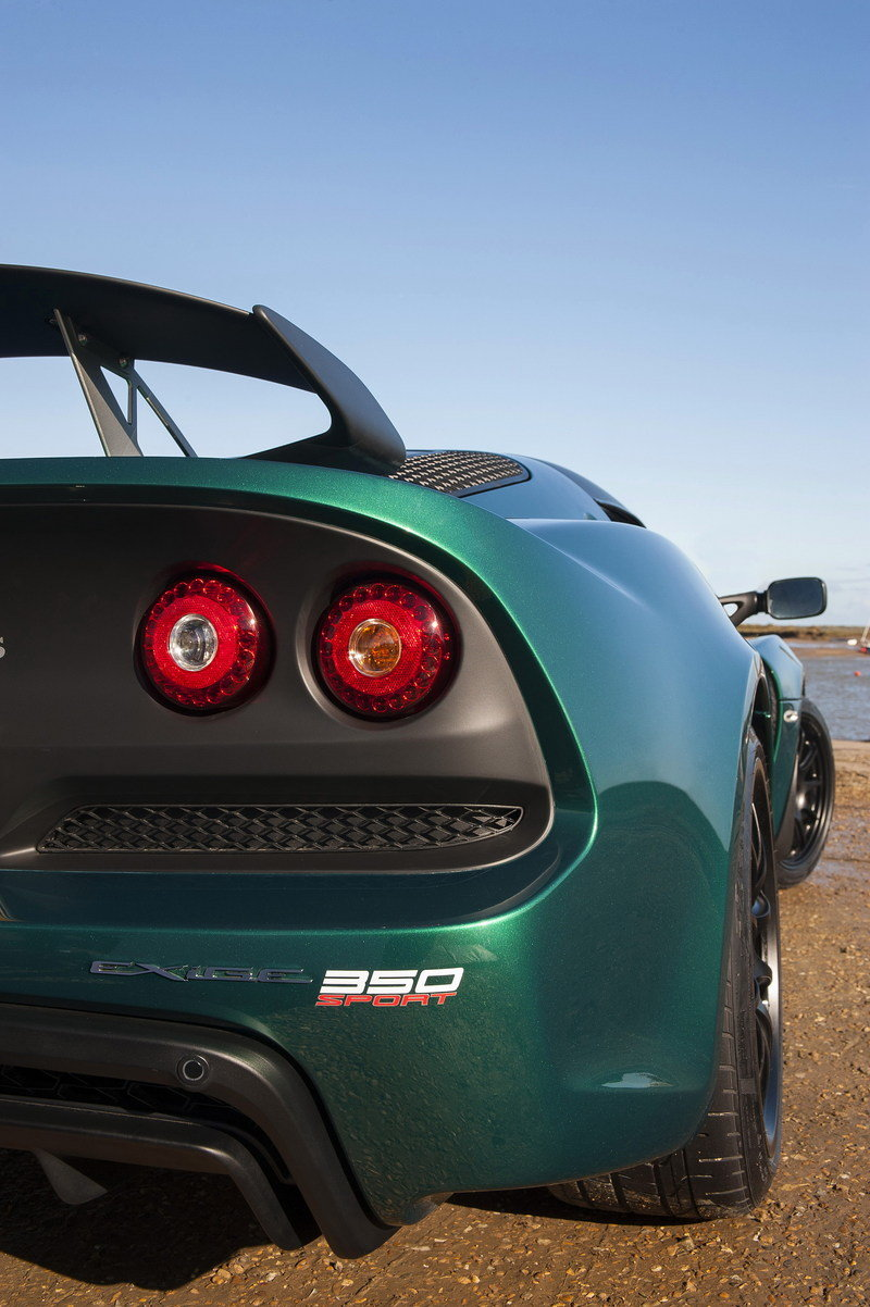 2016 Lotus Exige Sport 350 High Resolution Exterior - image 659172