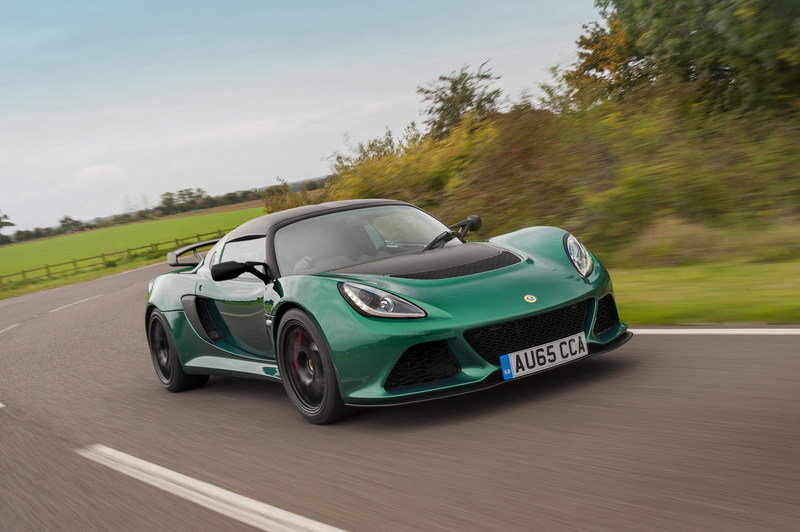 2016 Lotus Exige Sport 350 High Resolution Exterior Wallpaper quality - image 659173