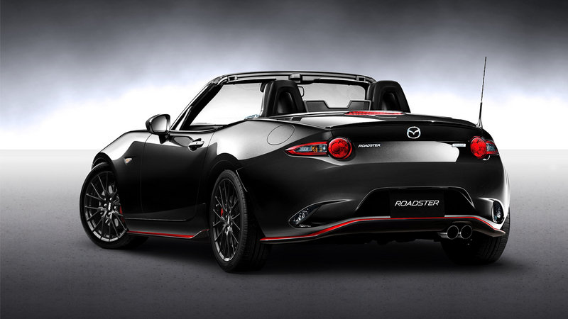 2016 Mazda Roadster RS Racing Concept - image 660456