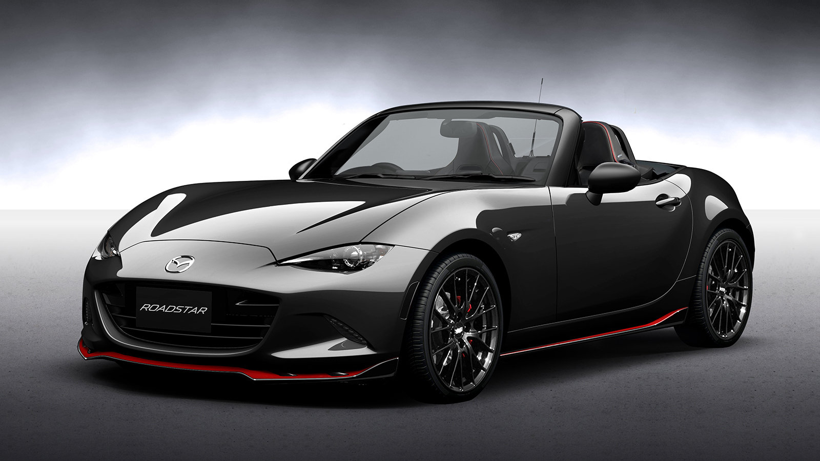2016 Mazda Roadster RS Racing Concept