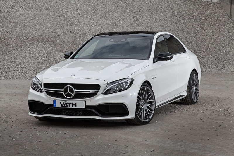 2016 Mercedes-AMG C 63 by VATH High Resolution Exterior - image 660195