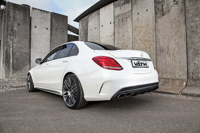 2016 Mercedes-AMG C 63 by VATH High Resolution Exterior - image 660196