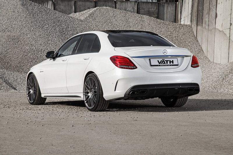 2016 Mercedes-AMG C 63 by VATH High Resolution Exterior - image 660198