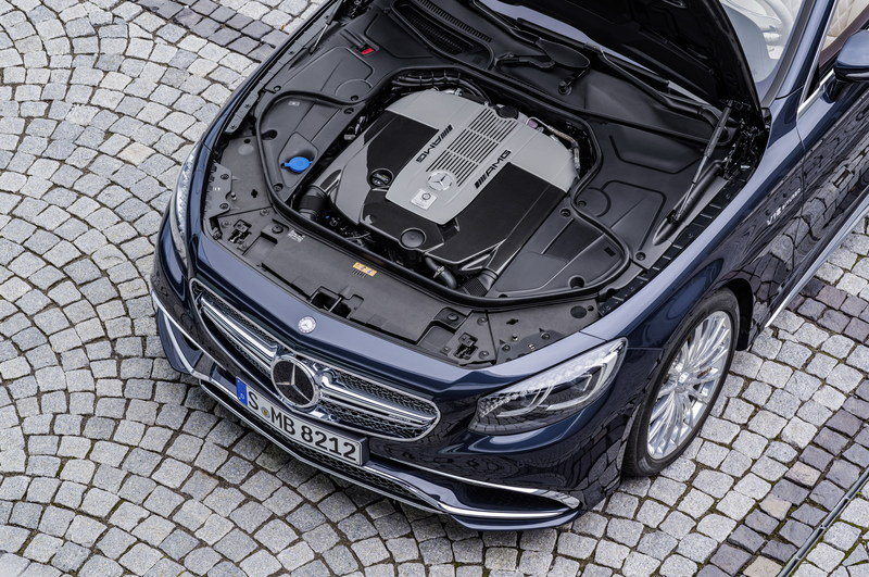 2017 Mercedes-AMG S 65 Cabriolet High Resolution Drivetrain - image 659514