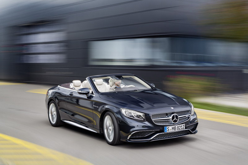 2017 Mercedes-AMG S 65 Cabriolet High Resolution Exterior Wallpaper quality - image 659502