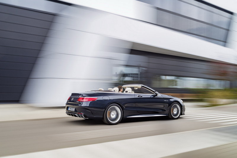 2017 Mercedes-AMG S 65 Cabriolet High Resolution Exterior - image 659504