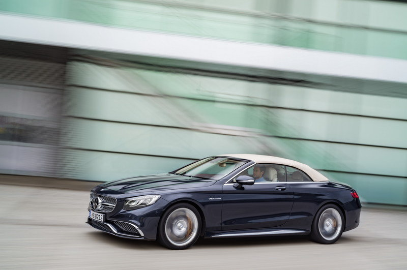 2017 Mercedes-AMG S 65 Cabriolet High Resolution Exterior - image 659505