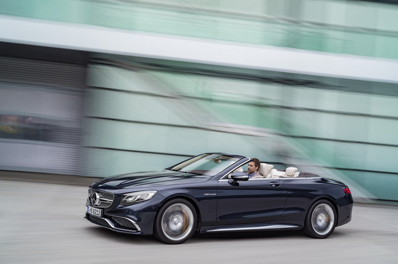 2017 Mercedes-AMG S 65 Cabriolet High Resolution Exterior - image 659506