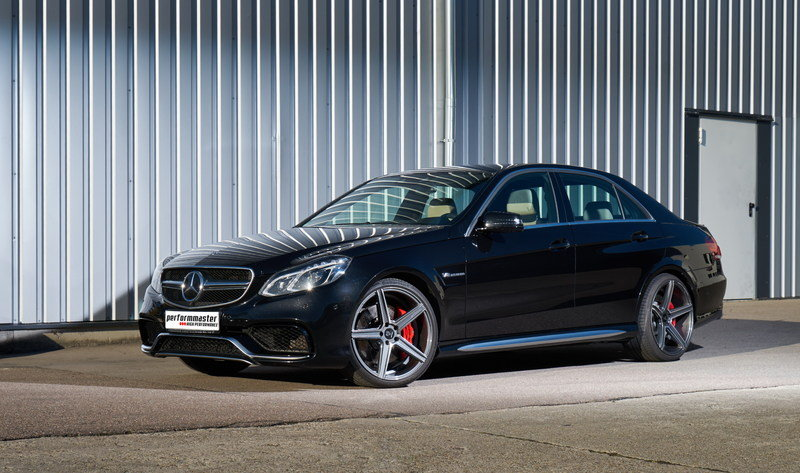 2015 Mercedes E63 AMG By Performmaster Wallpaper quality - image 658837