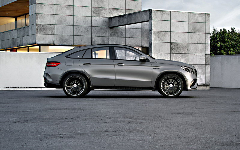 2015 Mercedes GLE 63 AMG by Wheelsandmore
