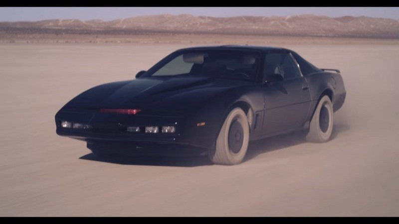 """Mystery Knight Rider"" Trailer Hits The Web: Video"
