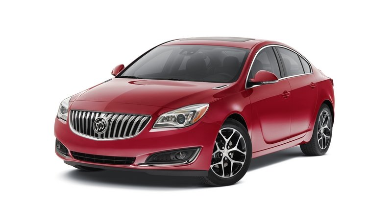 New GM Trademarks Suggest Buick Could Offer Regal Wagon