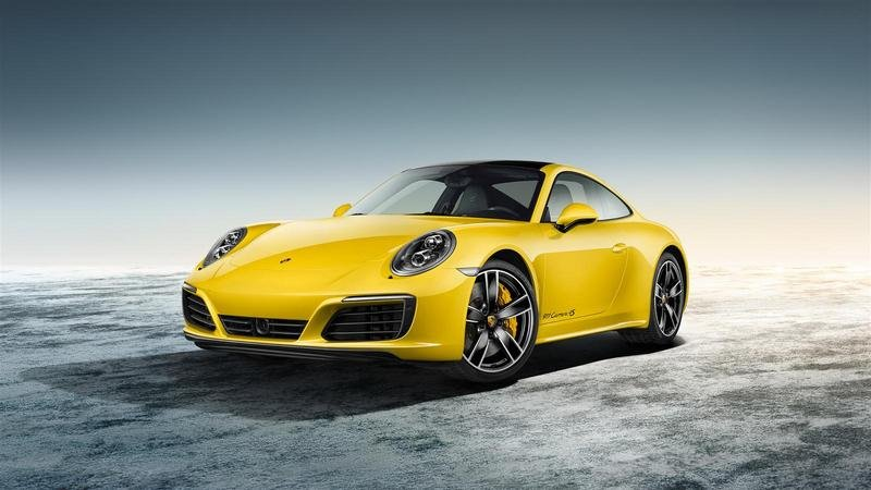 2017 Porsche 911 Carrera By Porsche Exclusive