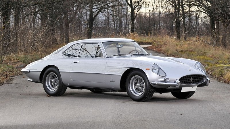 Rare Ferrari Superamerica Aerodinamico Can Be Yours For $3 Million