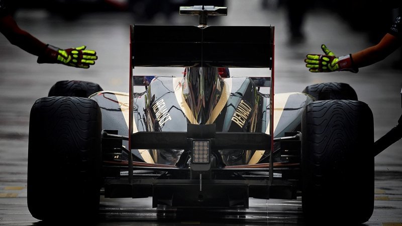 Renault Announces Formula One Return For 2016 Season