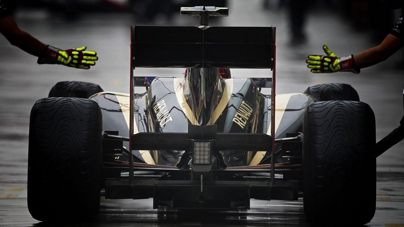 Renault Completes Lotus F1 Team Takeover
