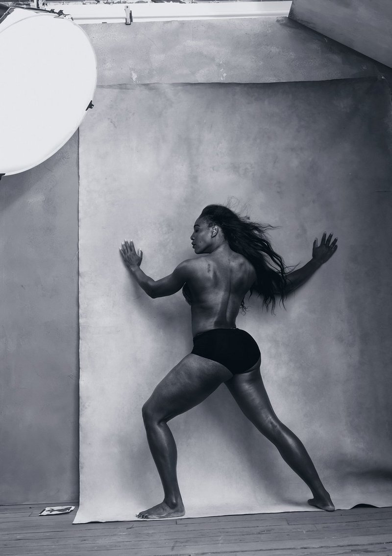 Serena Williams And Amy Schumer Featured In The 2016 Pirelli Calendar