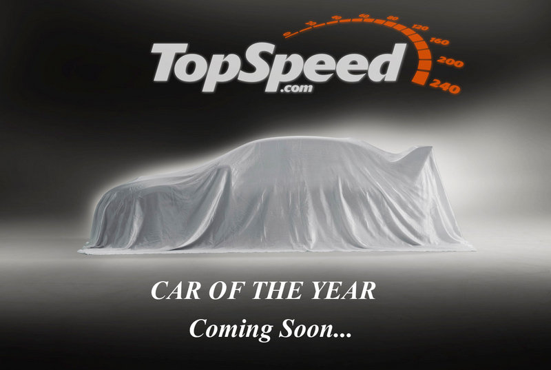 Upcoming Awards: TopSpeed To Crown 2015 Car, Truck, & Performance Vehicle Of The Year