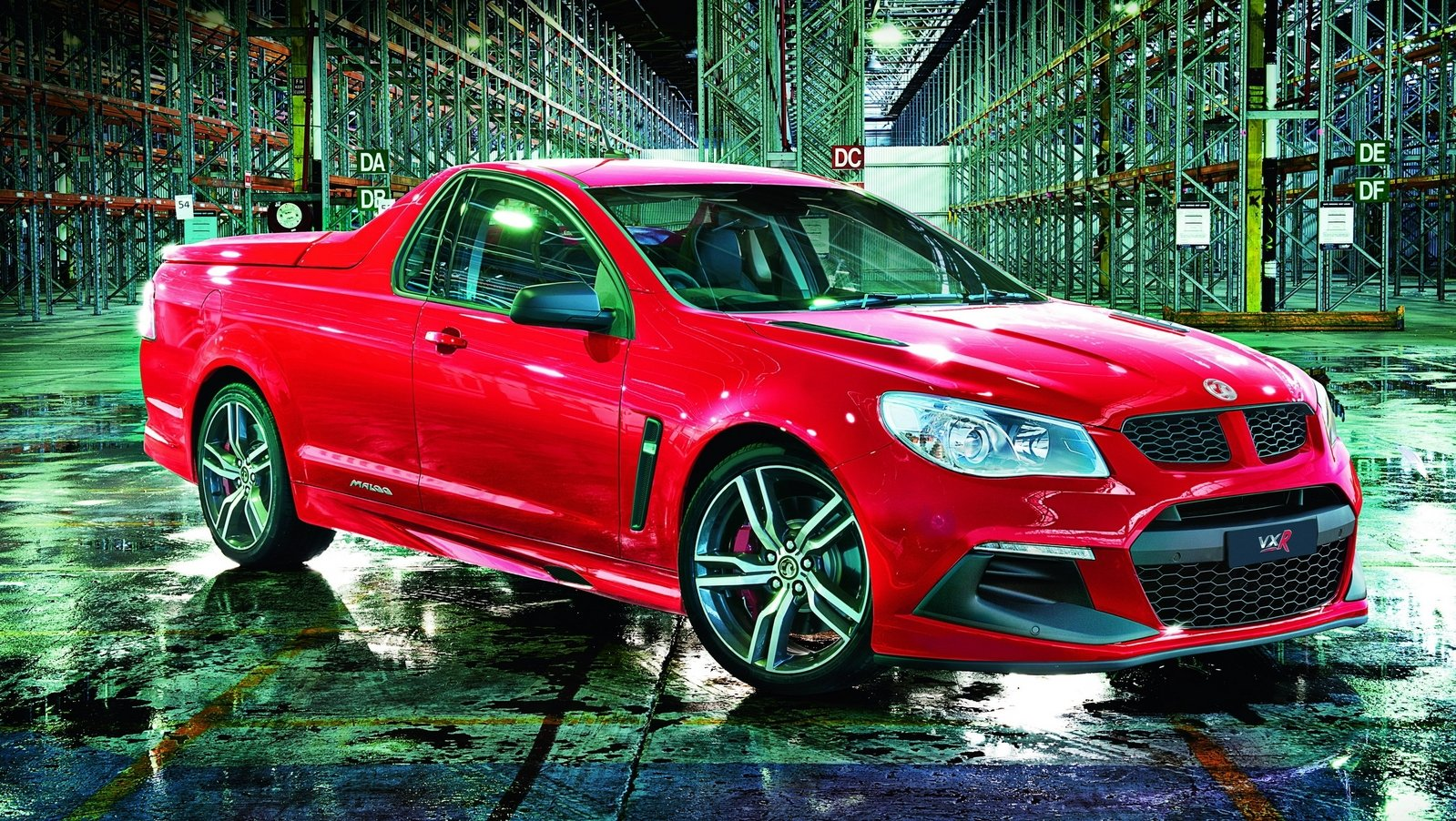2016 Vauxhall Maloo LSA Review - Top Speed