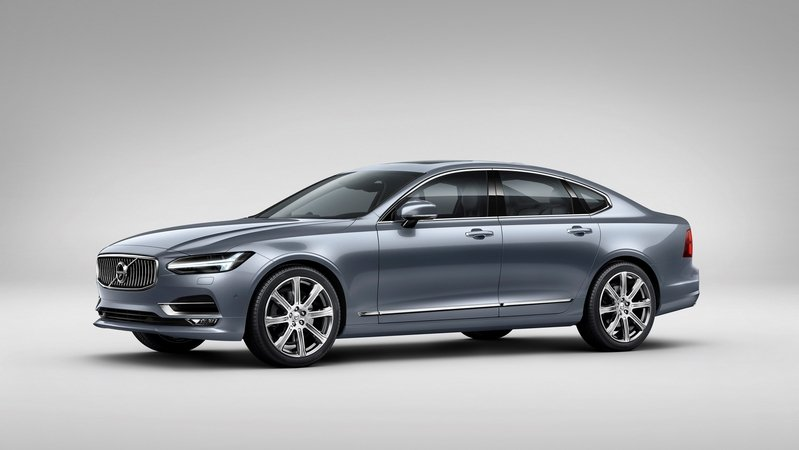 Volvo S90 Will Also Get A Hybrid Version