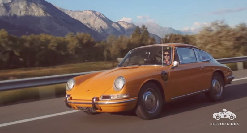 Petrolicious Pays Tribute to the Porsche 912: Video