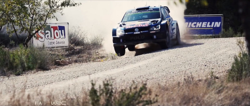 WRC 2015 Season Highlights: Video
