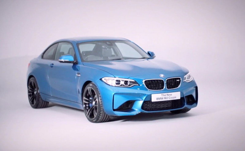 XCAR Takes A Look At The 2016 BMW M2: Video
