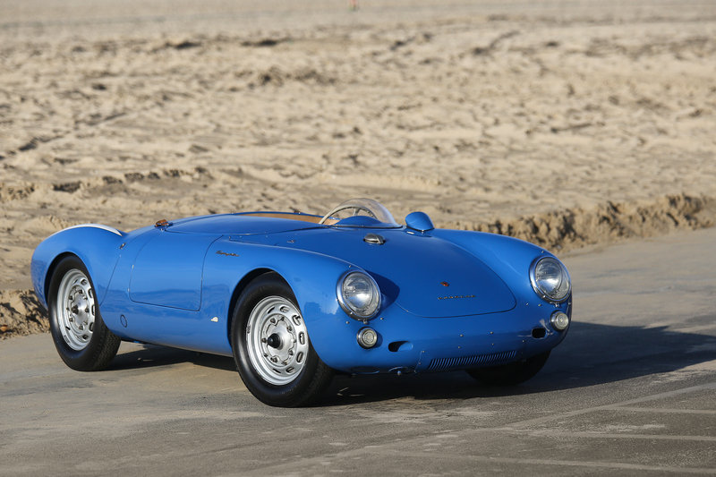1955 - 1956 Porsche 550 Spyder High Resolution Exterior - image 663600