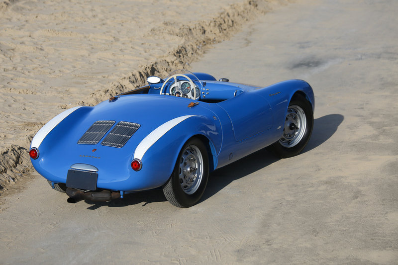 1955 - 1956 Porsche 550 Spyder High Resolution Exterior - image 663598