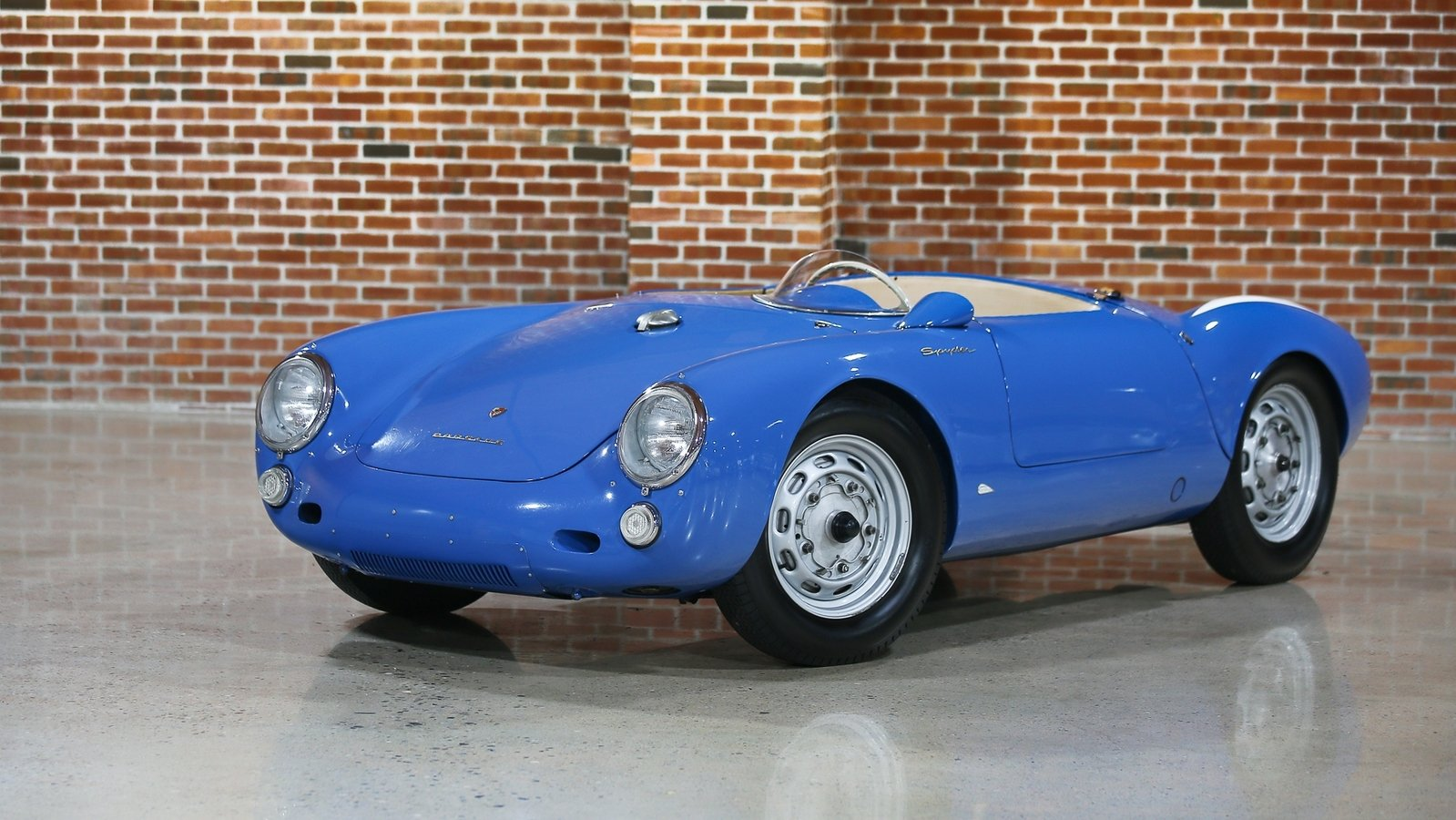 1955 1956 Porsche 550 Spyder Review Top Speed