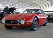 1967 Import Values On the Rise: 1967 Toyota 2000GT Misses $800k Reserve at Mecum Auction - image 663240