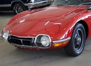 1967 Import Values On the Rise: 1967 Toyota 2000GT Misses $800k Reserve at Mecum Auction - image 663241