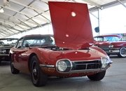 1967 Import Values On the Rise: 1967 Toyota 2000GT Misses $800k Reserve at Mecum Auction - image 663245