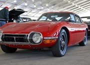 1967 Import Values On the Rise: 1967 Toyota 2000GT Misses $800k Reserve at Mecum Auction - image 663265